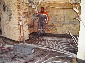 rekonstrukce-bytu-anhydritová-podlaha-Praha